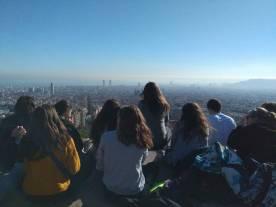 Voluntariat Barcelona desembre 2016