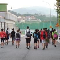 Camí de Sant Jaume 2014