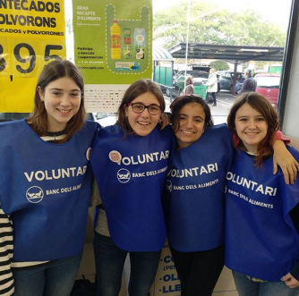Voluntariat #GranRecapte 2017