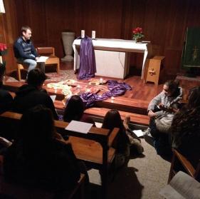 Pregària Jove de Novembre 2017 a Vista Alegre